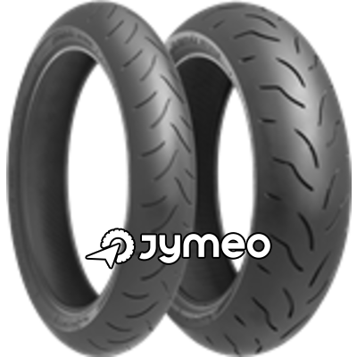 Pneus BRIDGESTONE BATTLAX BT 016