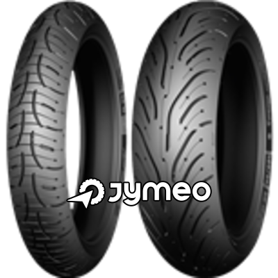 Pneus MICHELIN Pilot Road 4 Gt