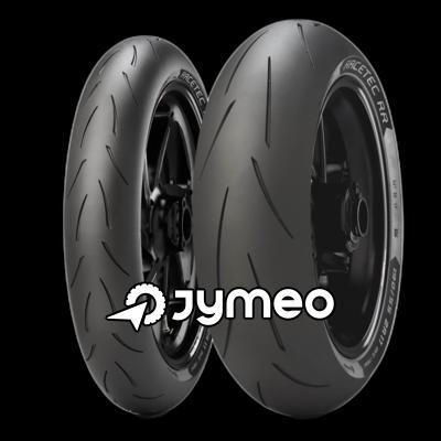 METZELER Racetec Rr tyres